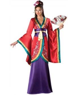 Sexy disfraz de geisha