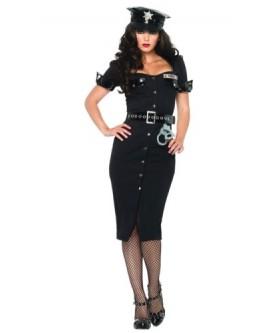 Sexy disfraz de policía