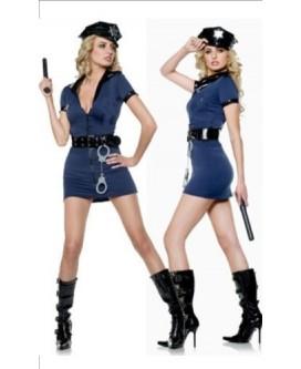 DISFRAZ de policía - P2031-1