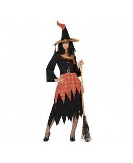 Disfraz de BRUJA, HALLOWEEN, para adultos, mujeres - DI1103906-1