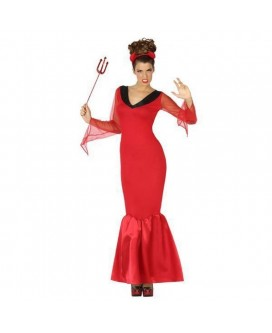 Disfraz de DEMONIA / DIABLESA, HALLOWEEN, para adultos, mujeres - DI1102189-1
