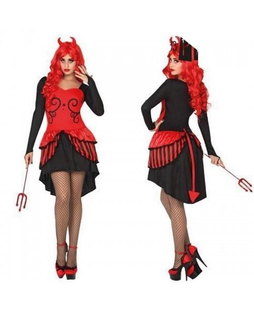 Disfraz de BRUJA, HALLOWEEN, para adultos, mujeres - DI1104030