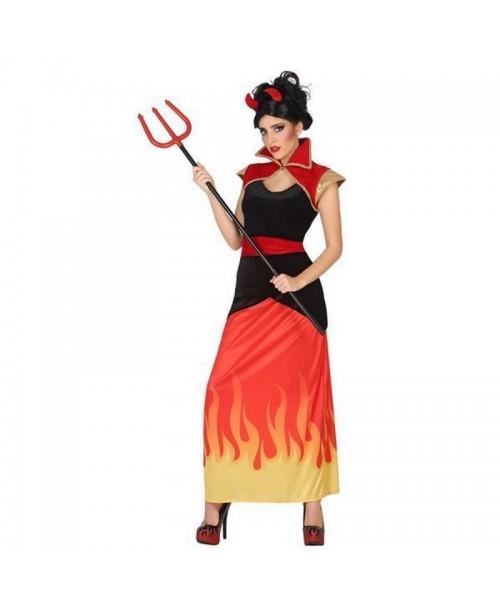 Disfraz de BRUJA, HALLOWEEN, para adultos, mujeres - DI1106504