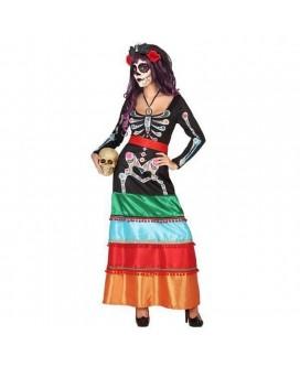 Disfraz de DEMONIA / DIABLESA, HALLOWEEN, para adultos, mujeres - DI1106506