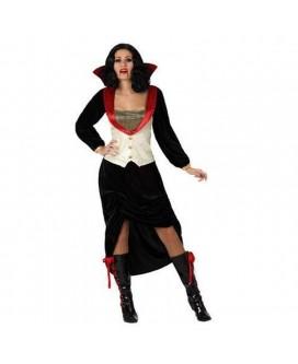 Disfraz de VAMPIRESA, HALLOWEEN, para adultos, mujeres - DI1101233