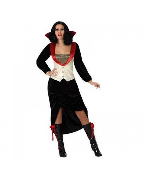Disfraz de VAMPIRESA, HALLOWEEN, para adultos, mujeres - DI1101233-1