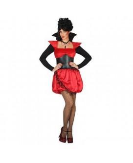 Disfraz de ESQUELETO, HALLOWEEN, para adultos, mujeres - DI1102182