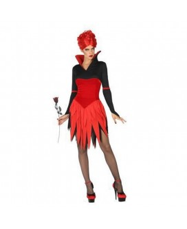 Disfraz de VAMPIRESA, HALLOWEEN, para adultos, mujeres - DI1102289-1