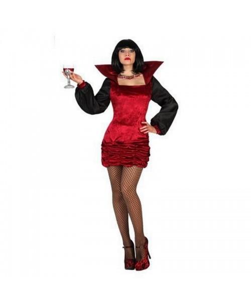 Disfraz de VAMPIRESA, HALLOWEEN, para adultos, mujeres - DI1102794-1