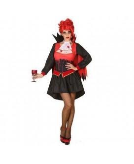 Disfraz de VAMPIRESA, HALLOWEEN, para adultos, mujeres - DI1106108-1