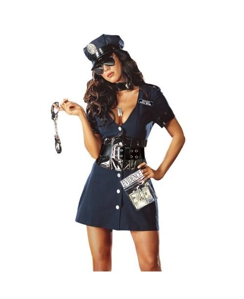 DISFRAZ de policía - N4371-1