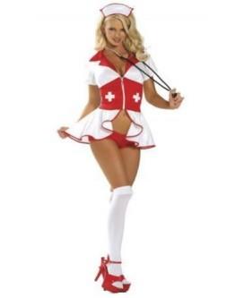 Sexy disfraz de enfermera