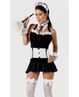 Sexy disfraz de criada